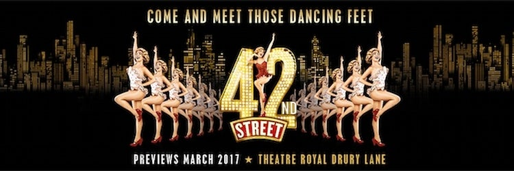 42nd Street in London's West End
