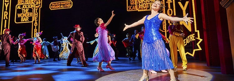 Review of 42nd Street at the Theatre Royal Drury Lane