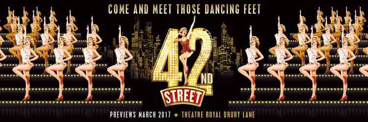 Watch the West End cast of 42nd Street perform on The One Show