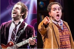 School of Rock's Justin Collette & Craig Gallivan