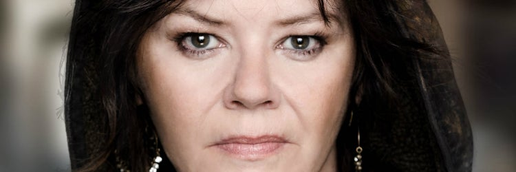 Josie Lawrence in Mother Courage and her Children