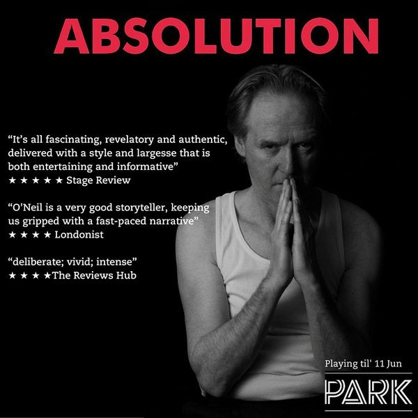 Absolution at the Park Theatre