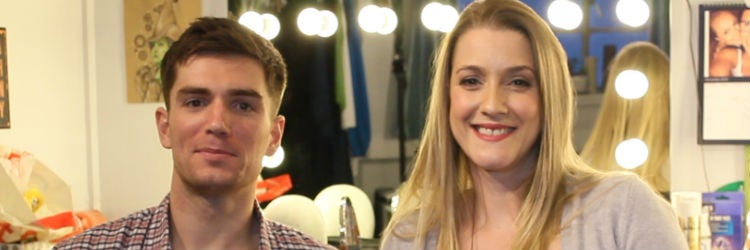 David Witts and Alice Fearn