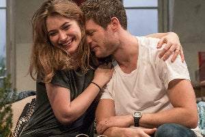 Review Belleville Starring James Norton And Imogen Poots