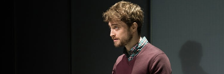 Daniel Radcliffe in The Lifespan of a Fact