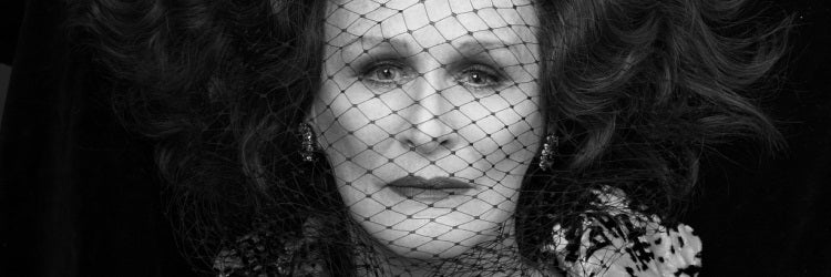 Glenn Close as Norma Desmond