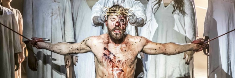 Declan Bennett in Jesus Christ Superstar