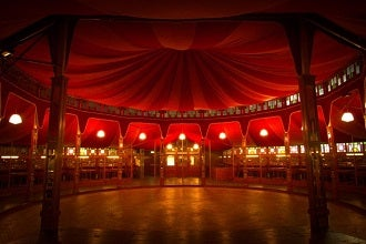 The Spiegeltent - Russell Square
