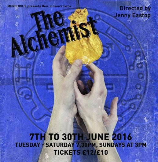 The Alchemist at the Rose Playhouse