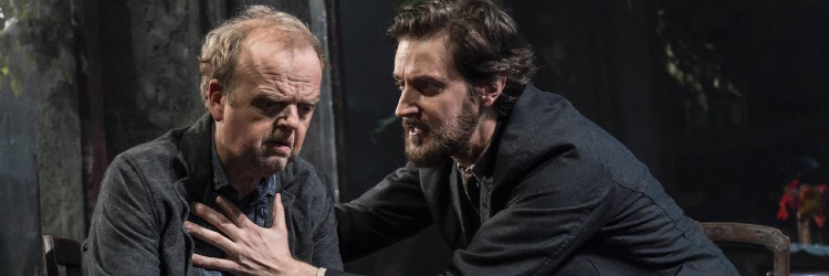 Uncle Vanya starring Toby Jones and Richard Armitage review