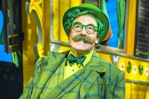 Rufus Hound as Mr Toad
