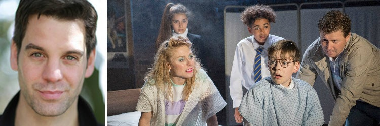 The Secret Diary of Adrian Mole at the Menier Chocolate Factory