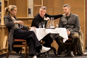Angels in America in Rehearsal