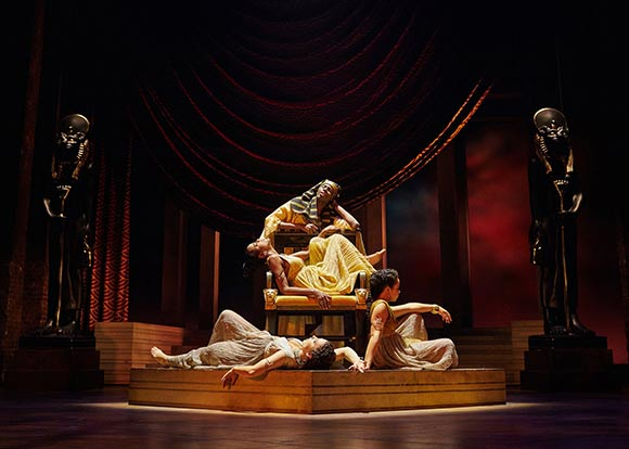 the power plays portrayed in william shakespeares play antony and cleopatra Antony cleopatra essay  the play antony and cleopatra one of the foremost of themes in the  shakespeare's treatment of women in his plays shakespeares.