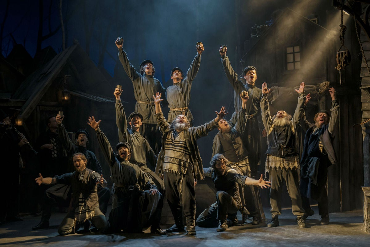 Fiddler On The Roof Tickets Playhouse Theatre London