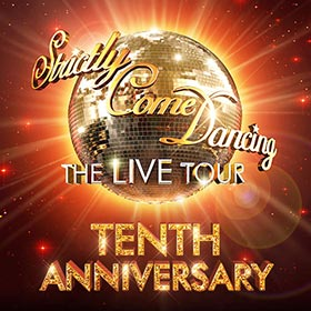 Strictly Come Dancing The Live Tour 2017 - London O2 Arena