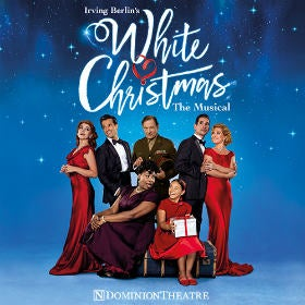 White Christmas Musical.White Christmas Tickets Dominion Theatre Londontheatre Co Uk