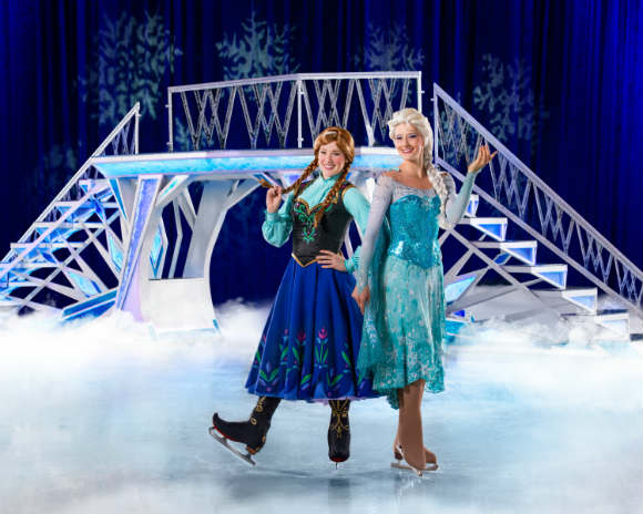 Disney on Ice presents Magical Ice Festival - Wembley
