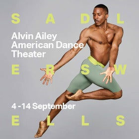 Alvin Ailey American Dance Theater - Programme A: Lazarus / Revelations