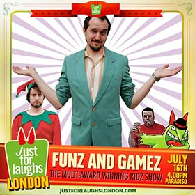 Just For Laughs-Funz and Gamez