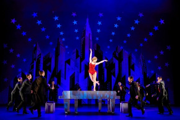 Clare Halse takes centre stage in 42nd Street