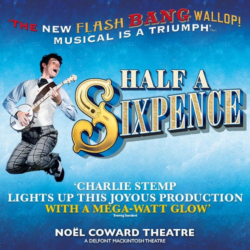 Image result for half a sixpence