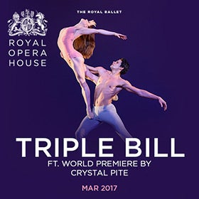 Mixed Ballet: The Human Seasons, After the Rain and New Crystal Pite
