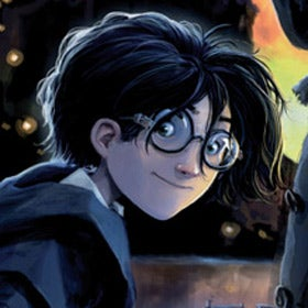Harry Potter: Boy. Wizard. Hero