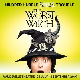 The Worst Witch Tickets | Vaudeville Theatre | LondonTheatre co uk