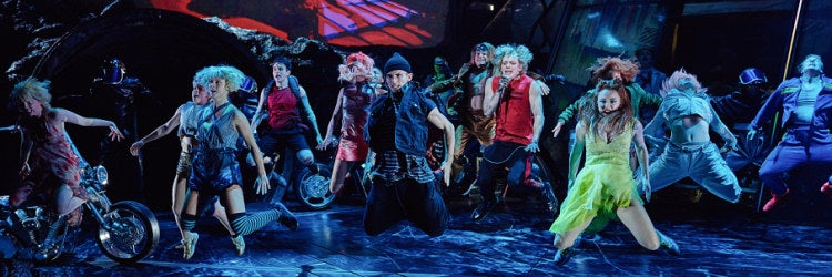 Bat Out of Hell the Musical extends booking at the London Coliseum