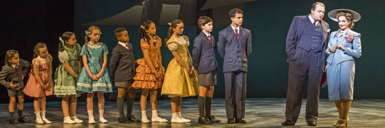 Interview with Carousel cast Gavin Spokes, Alex Young and Brenda Edwards