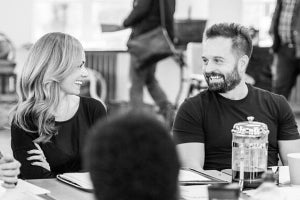 First look at Katherine Jenkins and Alfie Boe in rehearsal for Carousel