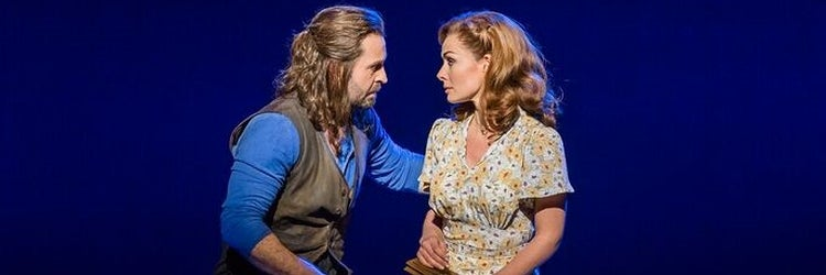 First Look at Carousel at the London Coliseum starring Katherine Jenkins and Alfie Boe