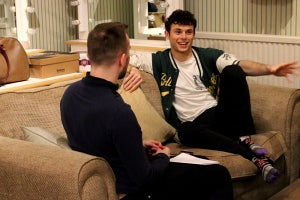 Half A Sixpence S Leading Man Charlie Stemp Interview