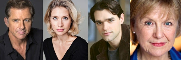 Death Takes a Holiday London Cast