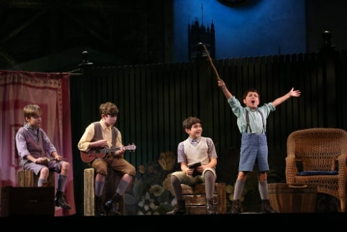 Finding Neverland US Tour