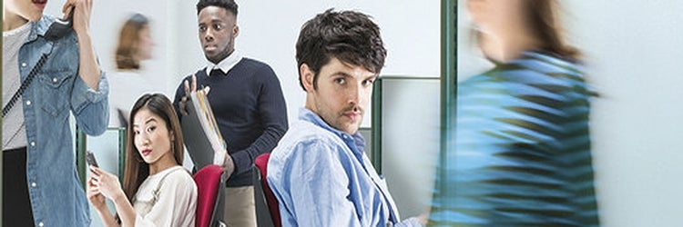 Colin Morgan and Ellie Kendrick to star in Gloria at The Hampstead Theatre