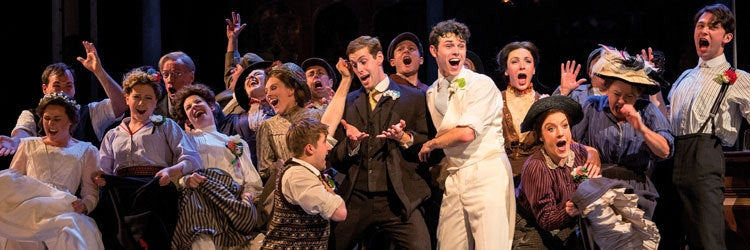 Half a Sixpence to close in the West End on 2 September 2017