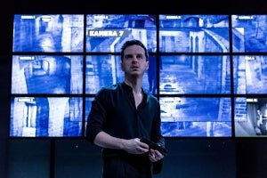 Review of Hamlet starring Andrew Scott at the Almeida Theatre