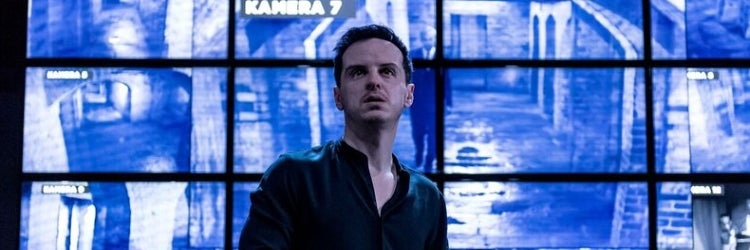First Look at Andrew Scott and cast in Hamlet at the Almeida