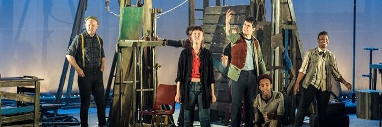 Review of new musical Junkyard by Jack Thorne and Stephen Warbeck