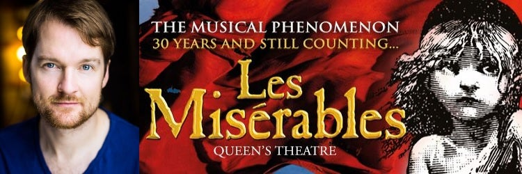Killian Donnelly and Carley Stenson lead the new London cast of Les Miserables
