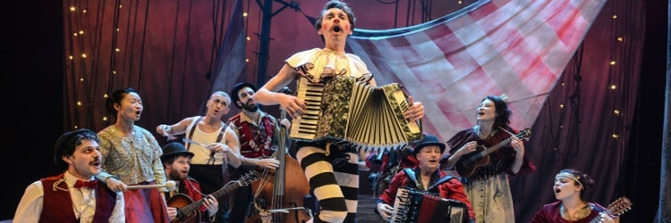 Review of La Strada the Musical at The Other Palace Theatre