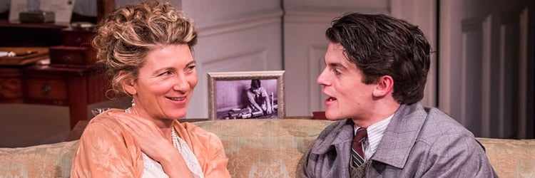 Love in Idleness transfers to the West End's Apollo Theatre with Eve Best