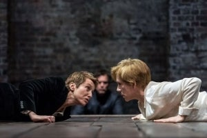 Mary Stuart starring Juliet Stevenson and Lia Williams in West End bound.