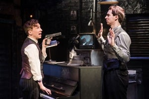 Review of Murder For Two at The Other Palace Studio
