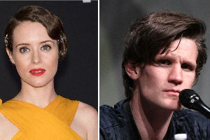 Lungs Claire Foy and Matt Smith