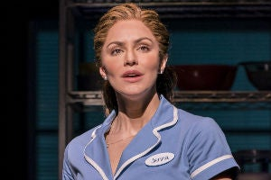 Katharine Mcphee To Leave West End Production Of Waitress In June Londontheatre Co Uk