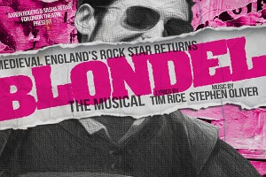 Tim Rice's musical comedy Blondel returns to London at the Union Theatre
