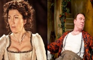 Eve Best And Clive Wood In Globe S Antony Amp Cleopatra